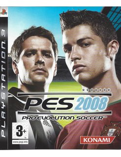 PRO EVOLUTION SOCCER PES 2008 für Playstation 3 PS3