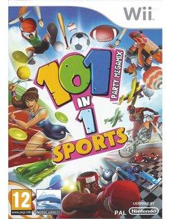 101 IN 1 SPORTS PARTY MEGAMIX für Nintendo Wii