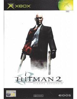 HITMAN 2 SILENT ASSASSIN for Xbox