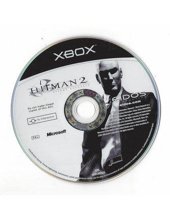 HITMAN 2 SILENT ASSASSIN voor Xbox