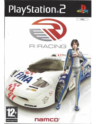 R RACING for Playstation 2 PS2