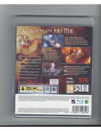 DIABLO III voor Playstation 3 PS3 - NIEUW