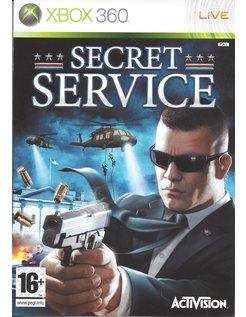 SECRET SERVICE for Xbox 360