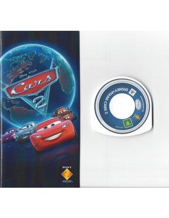 DISNEY PIXAR CARS 2 voor PSP