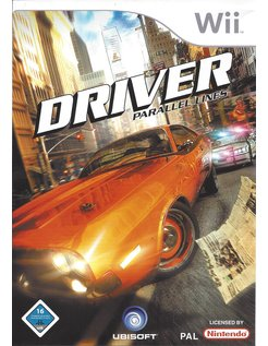 DRIVER PARALLEL LINES for Nintendo Wii