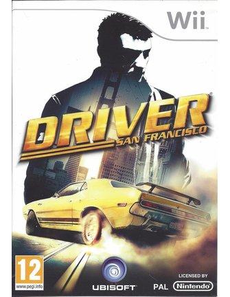 DRIVER SAN FRANCISCO für Nintendo Wii