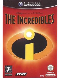 THE INCREDIBLES für Nintendo Gamecube