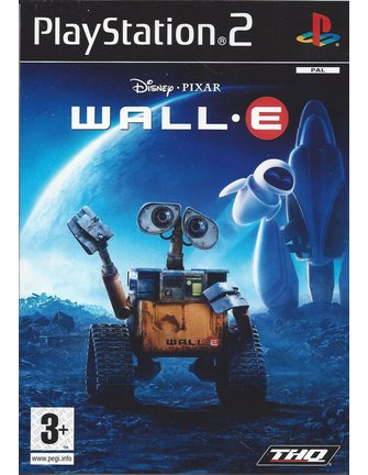 WALL-E voor Playstation 2 PS2