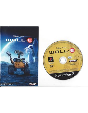 WALL-E for Playstation 2 PS2