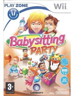 BABYSITTING PARTY für Nintendo Wii