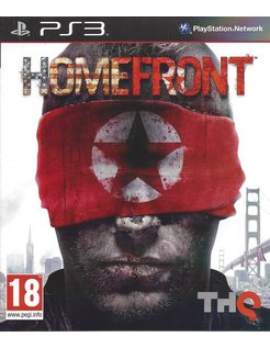 HOMEFRONT for Playstation 3 PS3