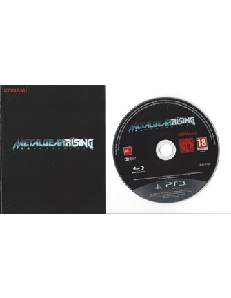 METAL GEAR RISING REVENGEANCE for Playstation 3 PS3