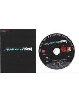 METAL GEAR RISING REVENGEANCE voor Playstation 3 PS3