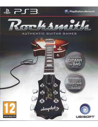 ROCKSMITH  für Playstation 3 PS3
