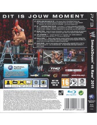 WWE SMACKDOWN VS RAW 2011 für Playstation 3 PS3
