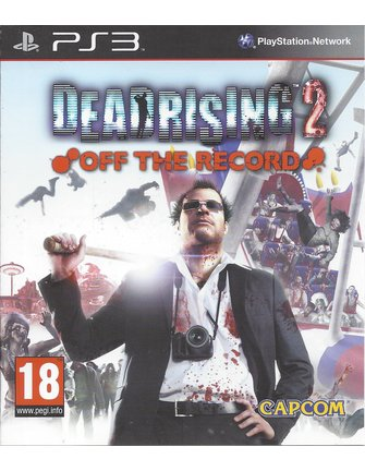 DEAD RISING 2 OFF THE RECORD voor Playstation 3 PS3