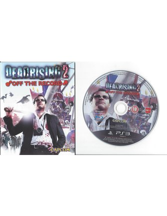 DEAD RISING 2 OFF THE RECORD für Playstation 3 PS3