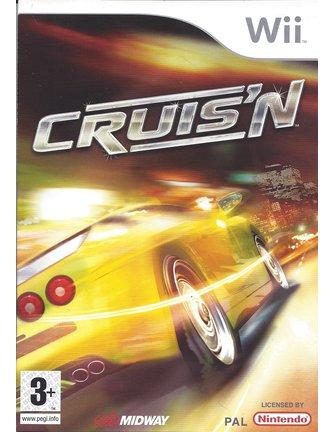 CRUIS'N voor Nintendo Wii