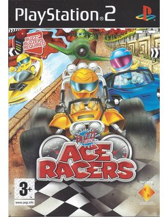 BUZZ JUNIOR CRAZY RACERS (ACE RACERS) for Playstation 2