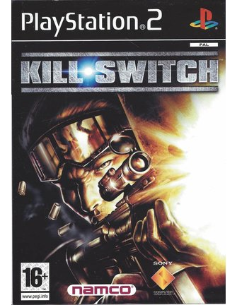 KILL.SWITCH - KILL SWITCH for Playstation 2 - with bonus disc