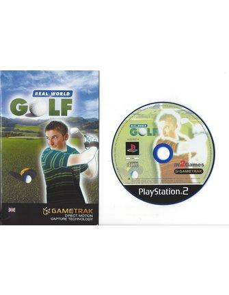 GAMETRAK REAL WORLD GOLF für Playstation 2 PS2