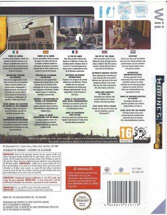MARINES MODERN URBAN COMBAT für Nintendo Wii