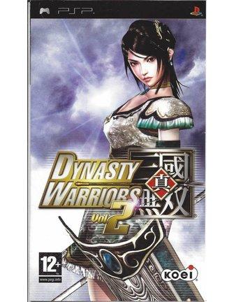 DYNASTY WARRIORS VOL 2 voor PSP