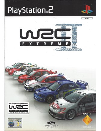 WRC II (2) EXTREME voor Playstation 2 PS2
