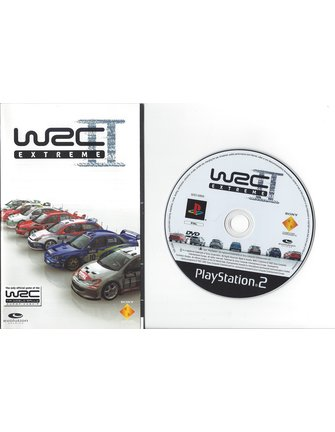 WRC II (2) EXTREME for Playstation 2 PS2