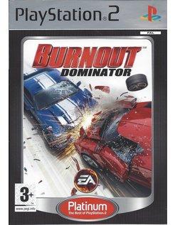 BURNOUT DOMINATOR für Playstation 2 PS2