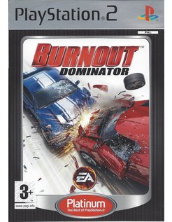 BURNOUT DOMINATOR voor Playstation 2 PS2
