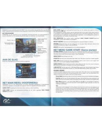 GRAN TURISMO CONCEPT 2002 TOKYO-GENEVA voor Playstation 2 PS2