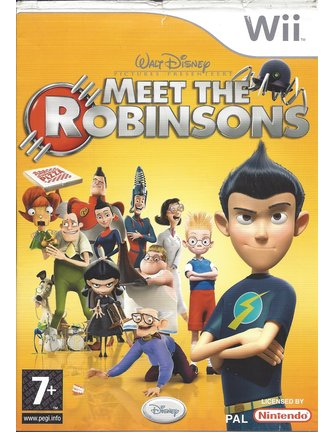 MEET THE ROBINSONS voor Nintendo Wii