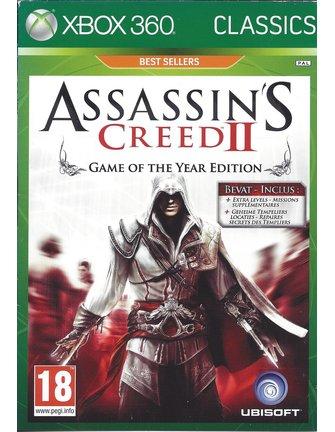 ASSASSIN'S CREED II (2) für Xbox 360 - GOTY