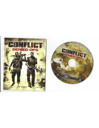 CONFLICT DENIED OPS für Playstation 3 PS3