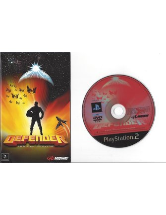 DEFENDER für Playstation 2 PS2
