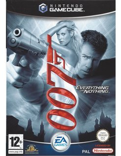 JAMES BOND EVERYTHING OR NOTHING voor Nintendo Gamecube