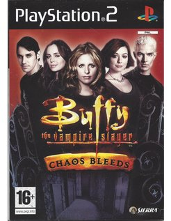 BUFFY THE VAMPIRE SLAYER - CHAOS BLEEDS for Playstation 2 PS2