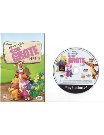 DISNEY'S KNORRETJE KLEINE GROTE HELD for Playstation 2 PS2