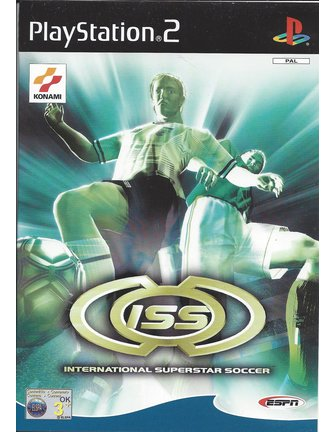 INTERNATIONALSUPERSTAR SOCCER for Playstation 2 PS2