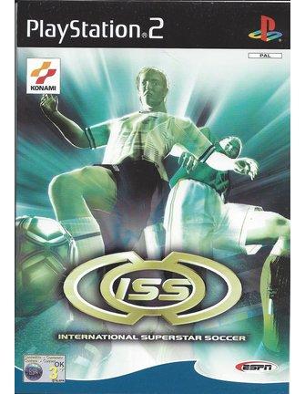 INTERNATIONALSUPERSTAR SOCCER für Playstation 2 PS2