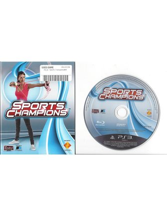 SPORTS CHAMPIONS für Playstation 3 PS3
