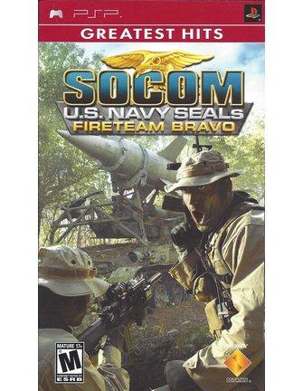 SOCOM U.S. NAVY SEALS FIRETEAM BRAVO für PSP