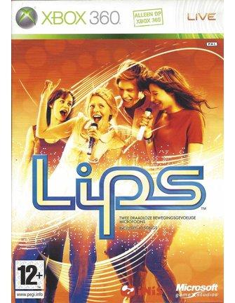LIPS voor Xbox 360