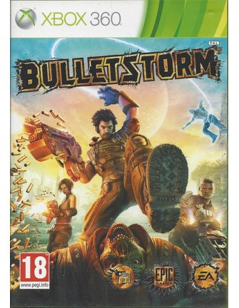 BULLETSTORM voor Xbox 360