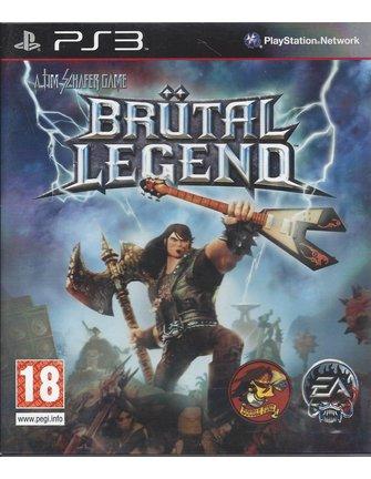 BRUTAL LEGEND voor Playstation 3 PS3