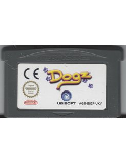DOGZ voor Game Boy Advance