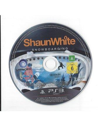 SHAUN WHITE SNOWBOARDING für Playstation 3 PS3