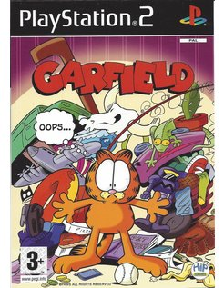 GARFIELD voor Playstation 2 PS2