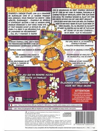 GARFIELD für Playstation 2 PS2